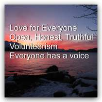 LOVE for Everyone Everyone has a Voice